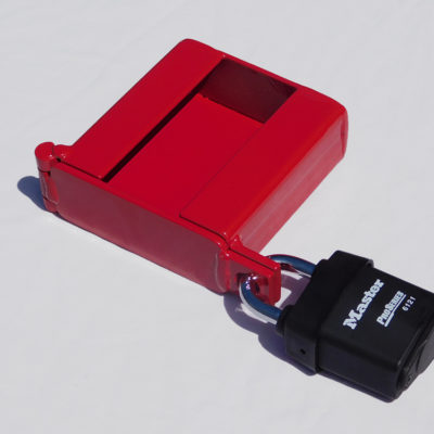 Boss Snow Plow Lock - Padlock
