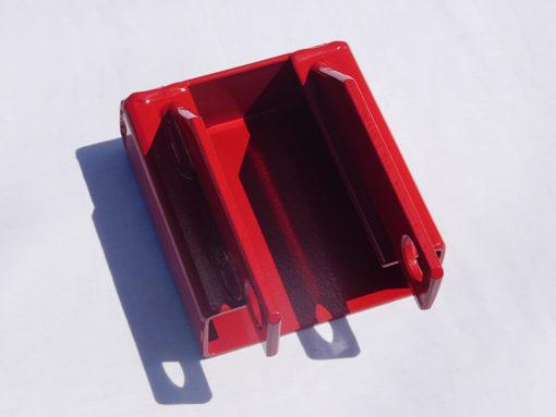 Boss Snow Plow Lock - Receiver Pin