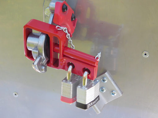 Glad Hand Lock D Lock Double Hole