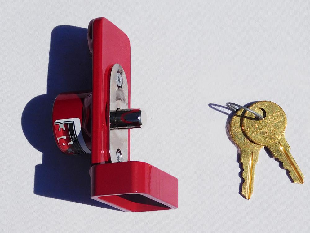 Glad Hand Lock Quick Lock