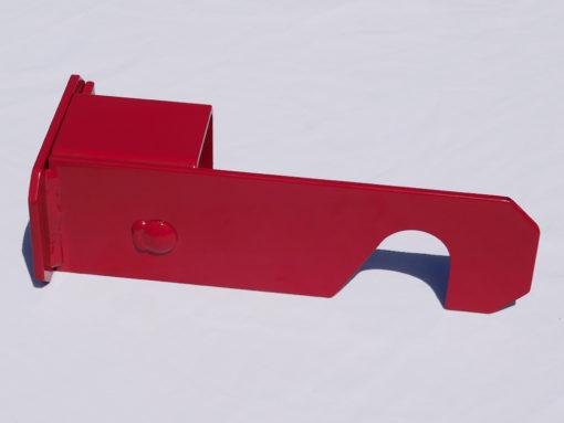 Western Snow Plow Lock