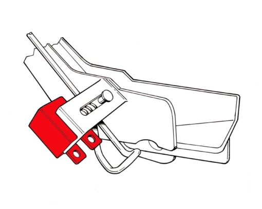 Fisher Snow Plow Lock